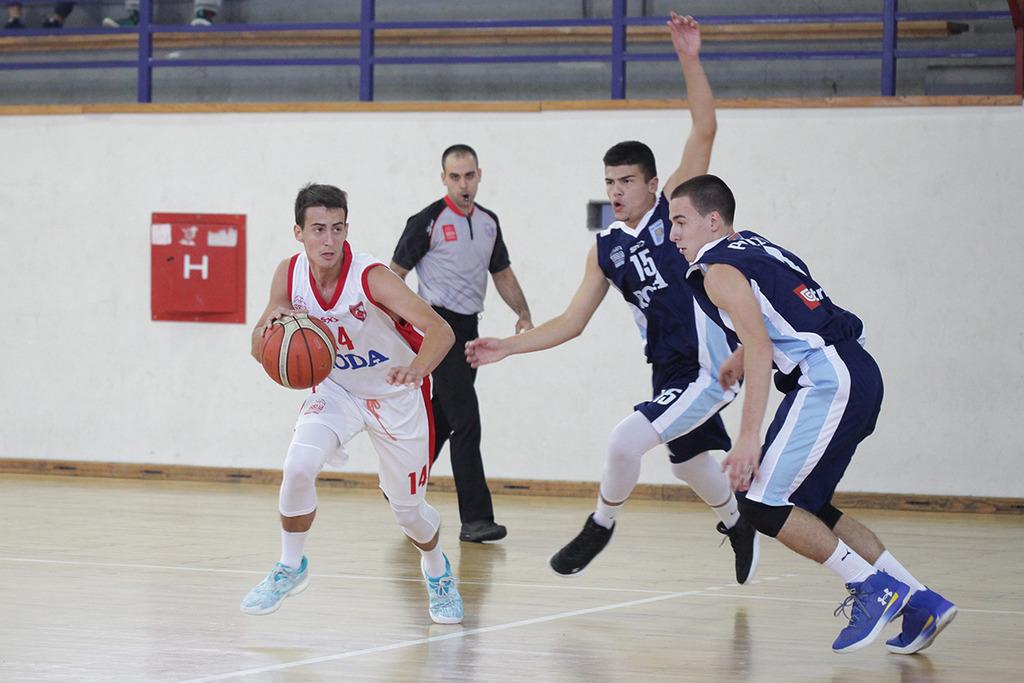 Izveštaj sa utakmice Roda juniorske lige Srbije Radnički – Sloga