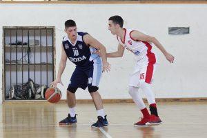 Read more about the article Izveštaj 10.kola Roda juniorske lige KKK Radnicki – KK Mladost Čačak