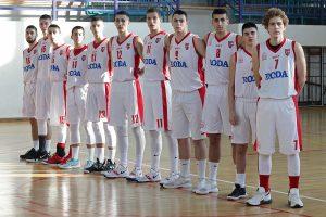 Read more about the article Juniori na +50 u Kraljevu, Ristić sa 39 poena za pobedu kadeta