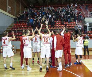 Read more about the article Izveštaj 16.kola Druge muške lige KKK Radnicki – KK Zdravlje