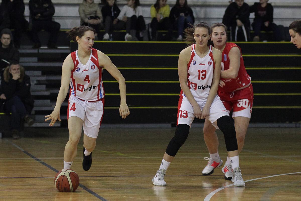 Kragujevčanke otvorile sezonu porazom