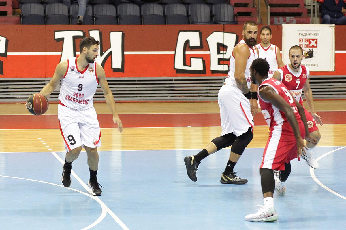 Košarkaši Radničkog ubedljivi na startu KLS
