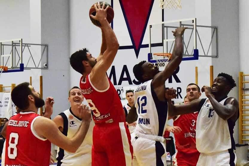 Tesan poraz košarkaša Radničkog u Zemunu, uz sjajno šutersko veče Ivana Nedeljkovića