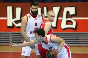 Read more about the article Loše šutersko veče Kragujevčana u valjevskoj Hali sportova