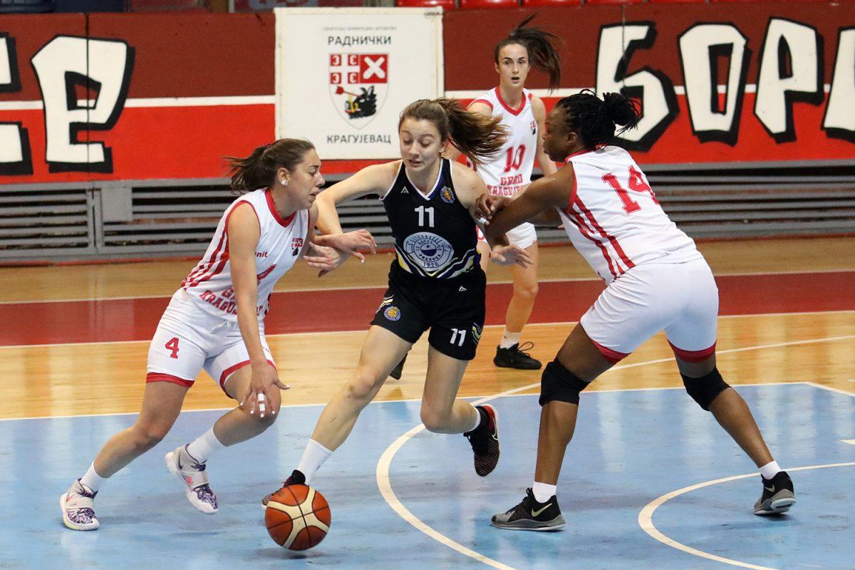 Košarkašice Radničkog osigurale opstanak u prvoligaškom društvu