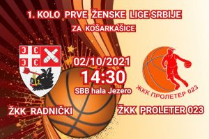 Read more about the article Košarkašice Radničkog kreću u nove izazove