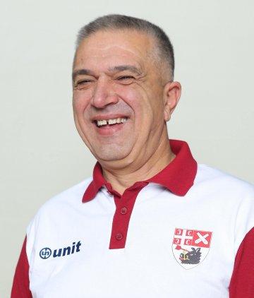 Pomoćni trener Goran Jovović