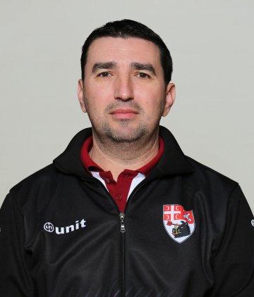 Pomoćni trener Ivica Vukotić