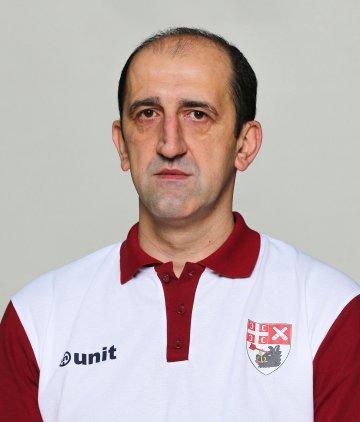 Sekretar kluba Nikola Glišović