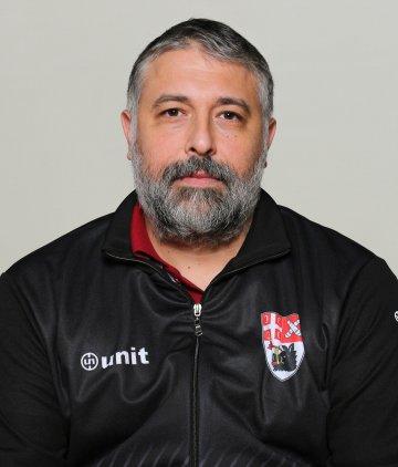Trener M. Igor Todorović