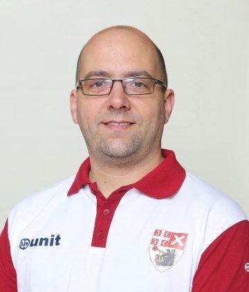 Trener Nenad Milovanović