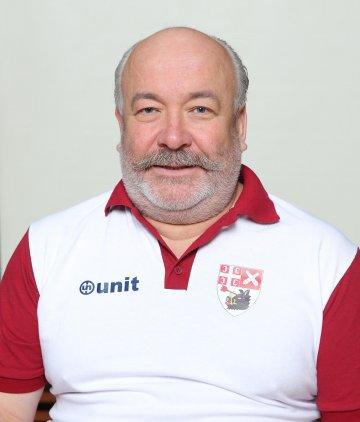 Trener kadetkinja Branko Zečević